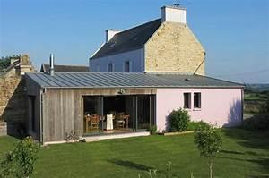 Extension Maison Ancienne : extension contemporaine maison ancienne ventana blog ~ Louise-bijoux.com Idées de Décoration