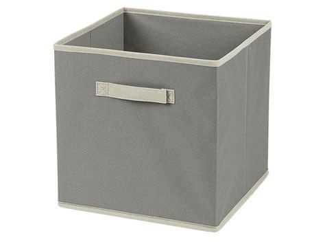 boite rangement bureau boîte de rangement petit modèle toutim coloris taupe