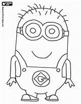 Minion Gru Mi Favorito Villano Dibujo Coloring Theme sketch template