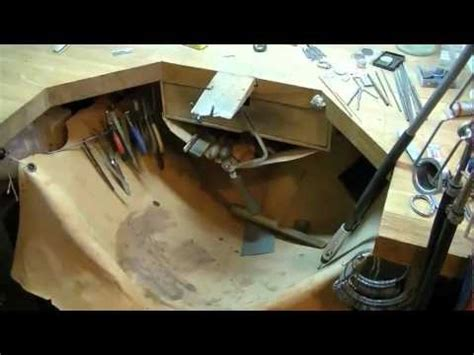 tidy jewellers bench youtube