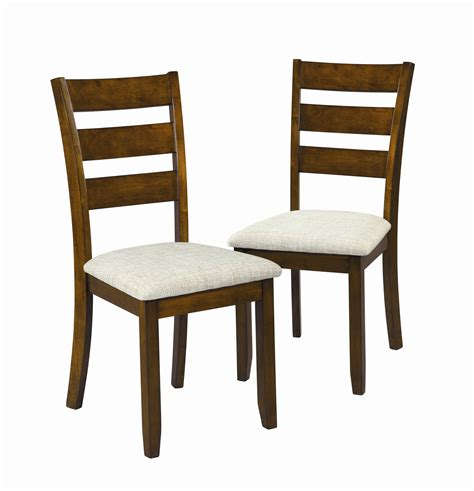 Kitchen Chairs by Essential Home Set Of 2 Glenview Dining Chairs