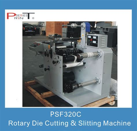 Rotary Die Cutting And Slitting Machine,rotary Die Cutting