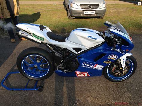 2012 Ducati 848 Evo Race Bike / Track Bike