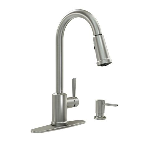 moen touch kitchen faucet