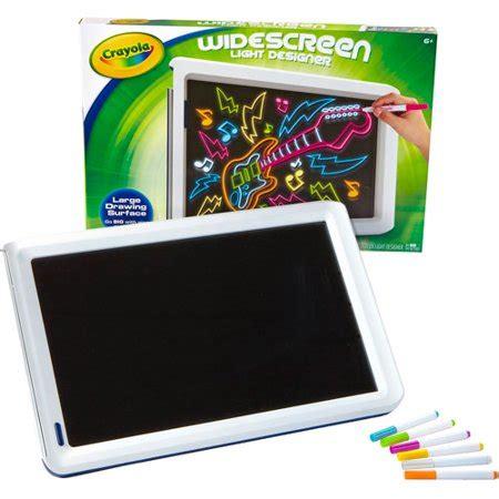 crayola widescreen light designer kit walmartcom