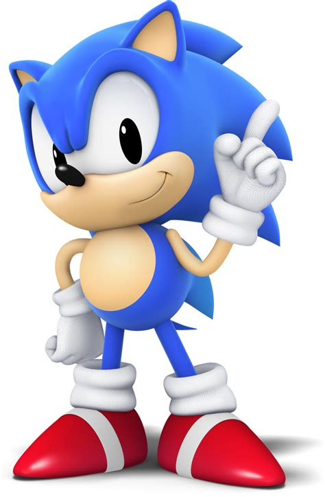 Classic Sonic the Hedgehog Game