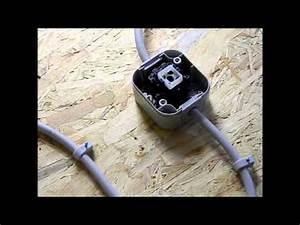 Aufputz Lichtschalter Anschließen : wechselschaltung aufputz anschliessen wiring diagram ~ Watch28wear.com Haus und Dekorationen