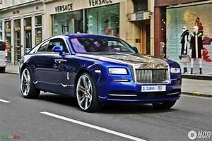 Rolls Royce France : rolls royce wraith 26 august 2015 autogespot ~ Gottalentnigeria.com Avis de Voitures