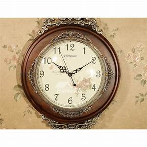Antique, Wall, Clocks, For, Sale, Modern, Carved, Pendulum, Wood, Hanging