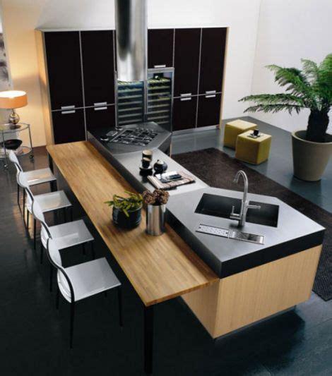 modern island kitchen designs minimalistic modern luxury kitchen island design with