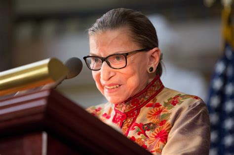 Ruth Bader Ginsburg Says Texas Abortion Arguments Are