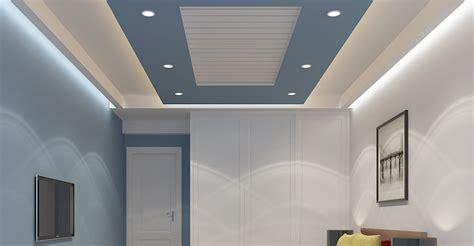 contoh desain plafon minimalis modern terbaru  ndik home