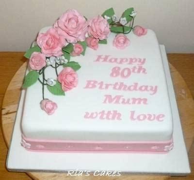 large 80th birthday number cake ria s cakes testimonials