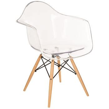 chaise transparente et bois transparent chair hobby lobby 1062538