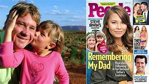 Steve Irwin39s Daughter Remembers Her Dad Time Doesn39t Heal All Wounds Entertainment Tonight