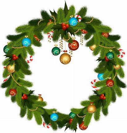 Wreath Clip Ornaments Clipart Transparent Yopriceville