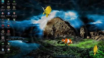 3d Animated Screensaver Everything Moving Desktop Wallpapers