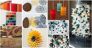 Fantastic diy wall decor projects that will amaze you