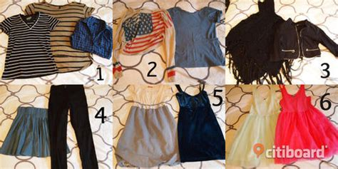 Billiga Kläder Xs-s, 34-36 Tröjor, Klänningar, Kjol, Byxor