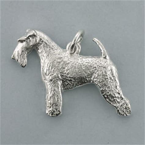 sterling silver wire fox terrier jewelry