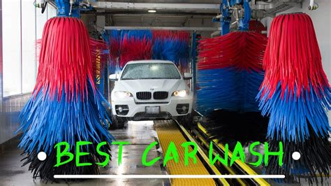Best Type Of Car Wash To Use?