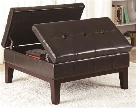 large square storage ottoman large square storage ottoman homesfeed