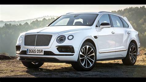 2018-2017 Bentley Bentayga Suv