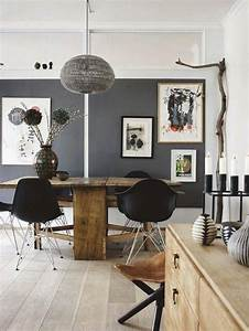 eclairage design pour la table a manger en 65 idees With lampe salle À manger pour petite cuisine Équipée
