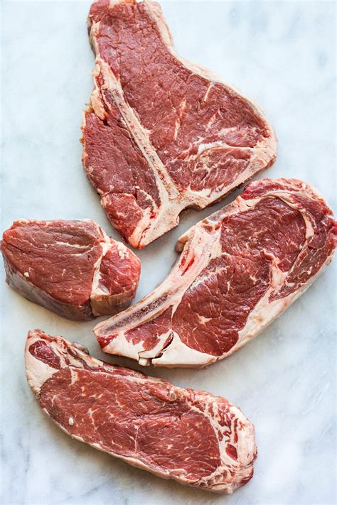 steak styles shopping for steak here are the 4 cuts you should know kitchn