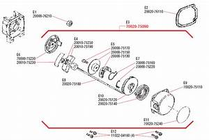 Shindaiwa Eb45 Backpack Blower Parts Diagrams Online
