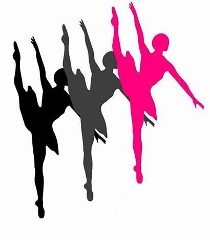 Dance Clipart Class Ballet Dancer Cliparts Lesson