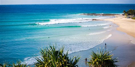 Rainbow Bay  Gold Coast Beaches