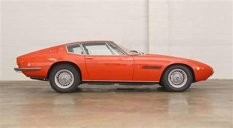 Maserati Ghibli Ss 1972  Sprzedane  Giełda Klasyków