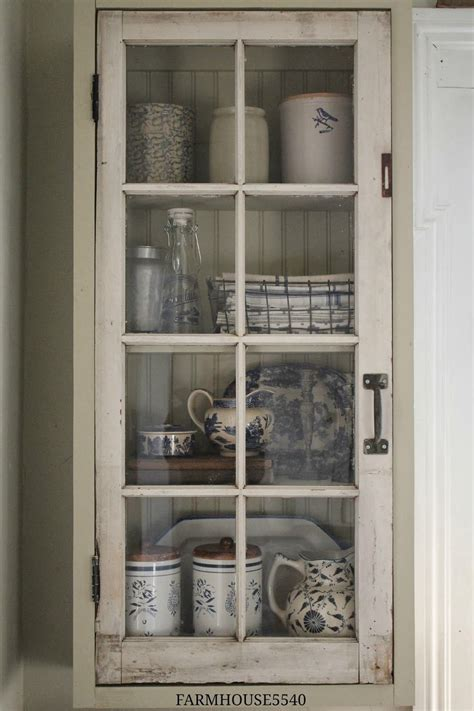Farmhouse Made New by Farmhouse Kitchen Cabinet Door Made From A Repurposed
