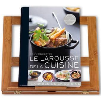 fnac livres cuisine le larousse de la cuisine 1400 recettes broché collectif achat livre prix fnac com