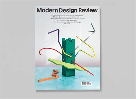 Issues  Modern Design Review #1 Frizzifrizzi