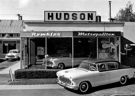 Old Car Dealers And Repair Shops