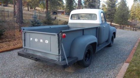 sell used 1955 ford f 250 in clancy montana united states for us 4 500 00