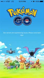 pokemon gos server issues are frustrating everyone