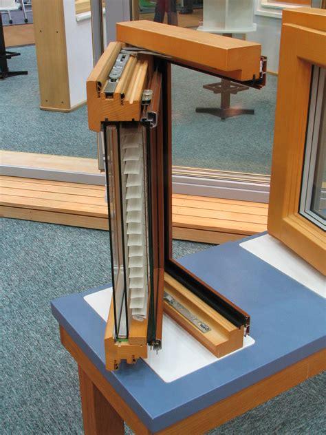 Fenster Mit Integriertem Sichtschutz by Dreifachfenster Mit Integrierten Rollo