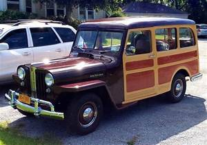 1948 Willys Overland Station Wagon Stock 1948willys