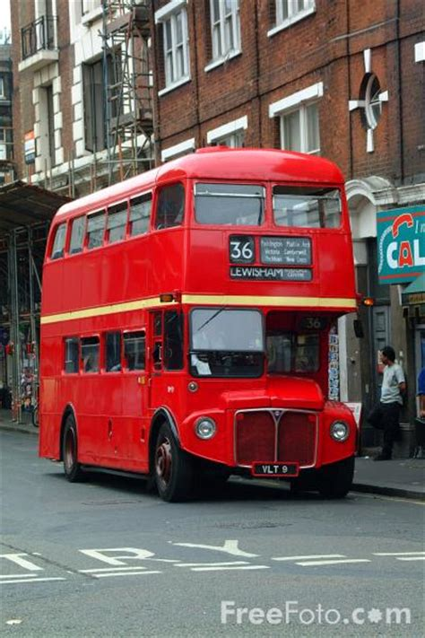 Red London Bus Pictures, Free Use Image, 20300963 By