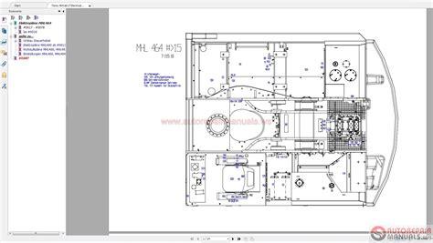 Ab Repair Diagram by Terex 464 Ab17 Electrical Diagram Auto Repair Manual