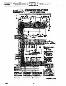 Parts For Frigidaire Fse747ges1  Wiring Diagram Parts