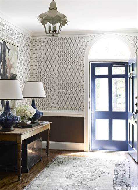 Wallpaper For Entryway by Beautiful Entryways Gorgeous Entry