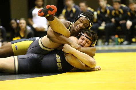 holmes center host southern conference wrestling tournament