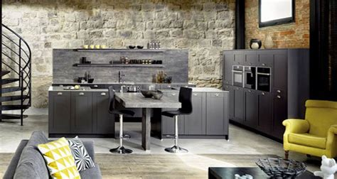 ixina cuisine expo cuisine ouverte idees d ouverture cuisine sur salon