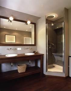 Salle De Bain Contemporaine : pin salle de bains contemporaine avec un design moderne et ~ Dailycaller-alerts.com Idées de Décoration