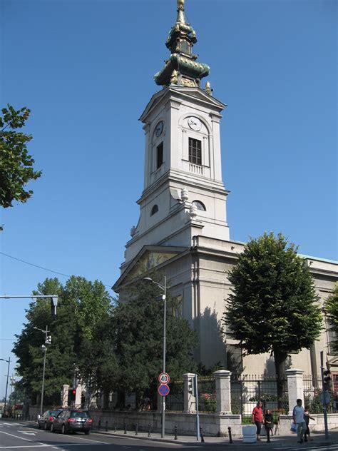 catedral de san miguel belgrado wikipedia la