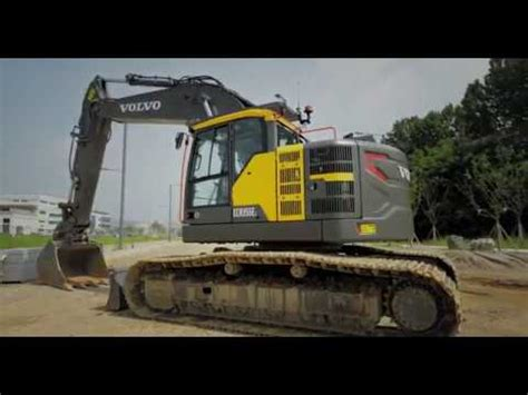 introducing   volvo ecre crawler excavator youtube